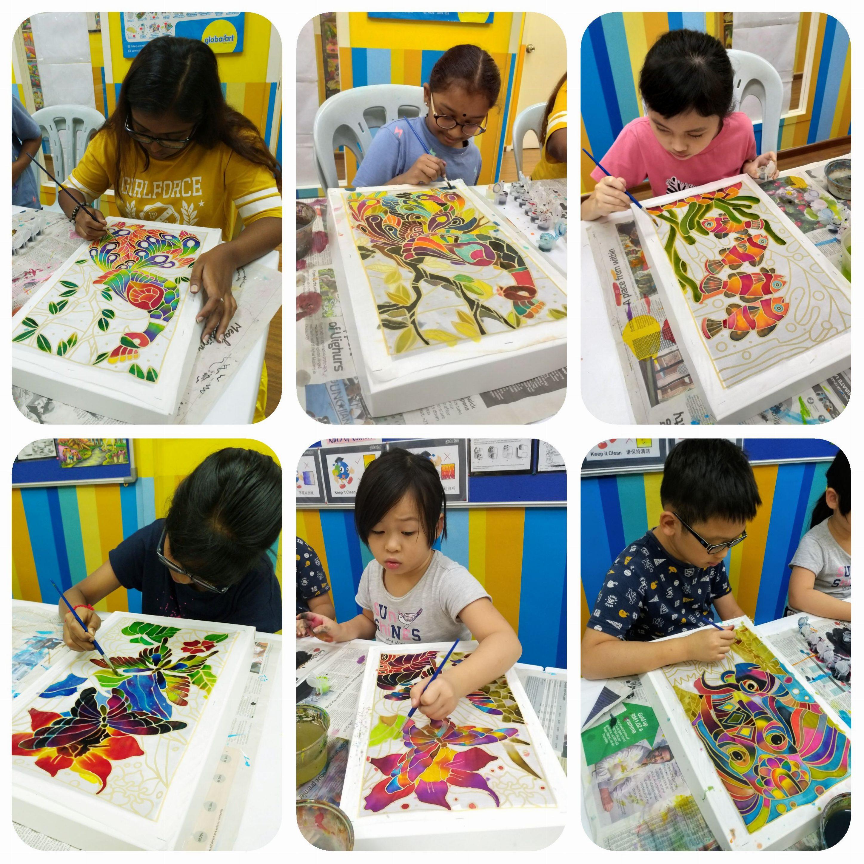 Batik Art Workshop