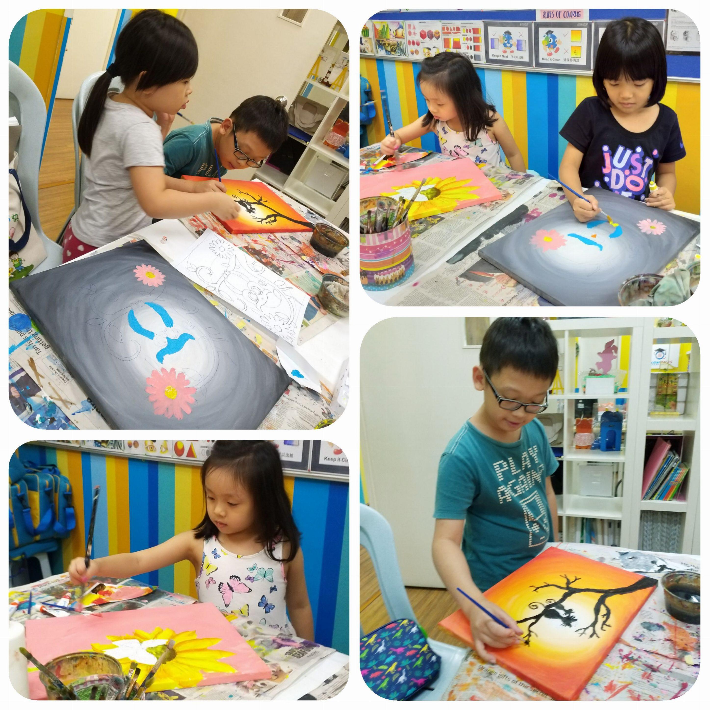 Acrylic Painting Workshop