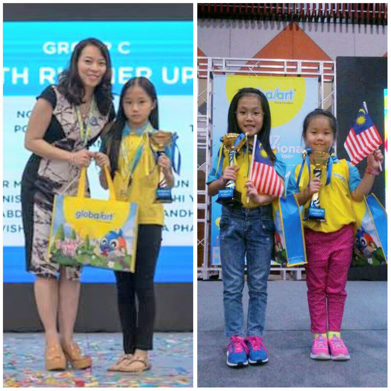 2017 International Art Competition Winners