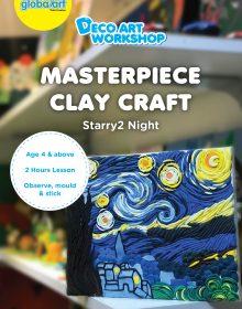 Masterpiece Clay Craft-01
