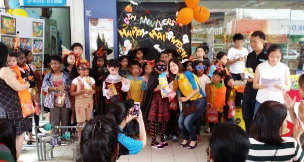 5th Anniversary Halloween Event